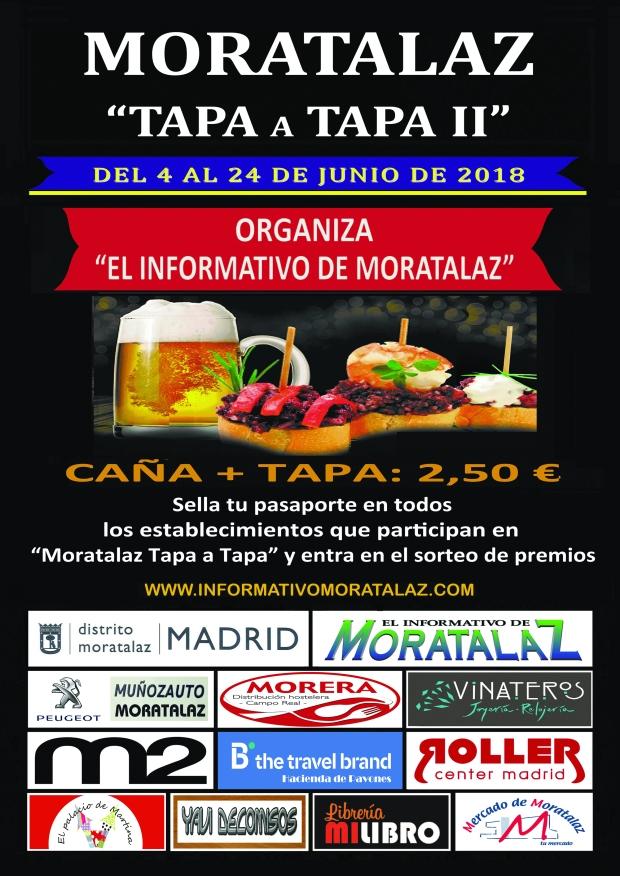 A3_CARTEL MORATALAZ TAPA A TAPA II
